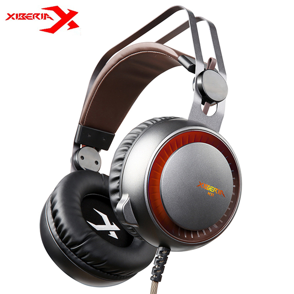 XIBERIA K11 Head-mounted Luminous E-sports Game Headphones