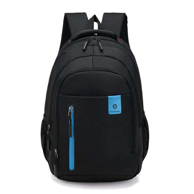 New Backpack Business Laptop Backpack Men Fashion Simple Leisure Travel Bag Student Bag