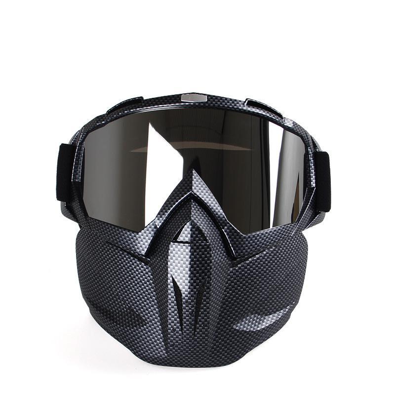 Caza militar Campo CS Tactical Protección Moto Gafas Mascara Gafas