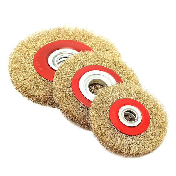 5/6/8 Inch Grinding Wire Wheel Brush Polishing Tool