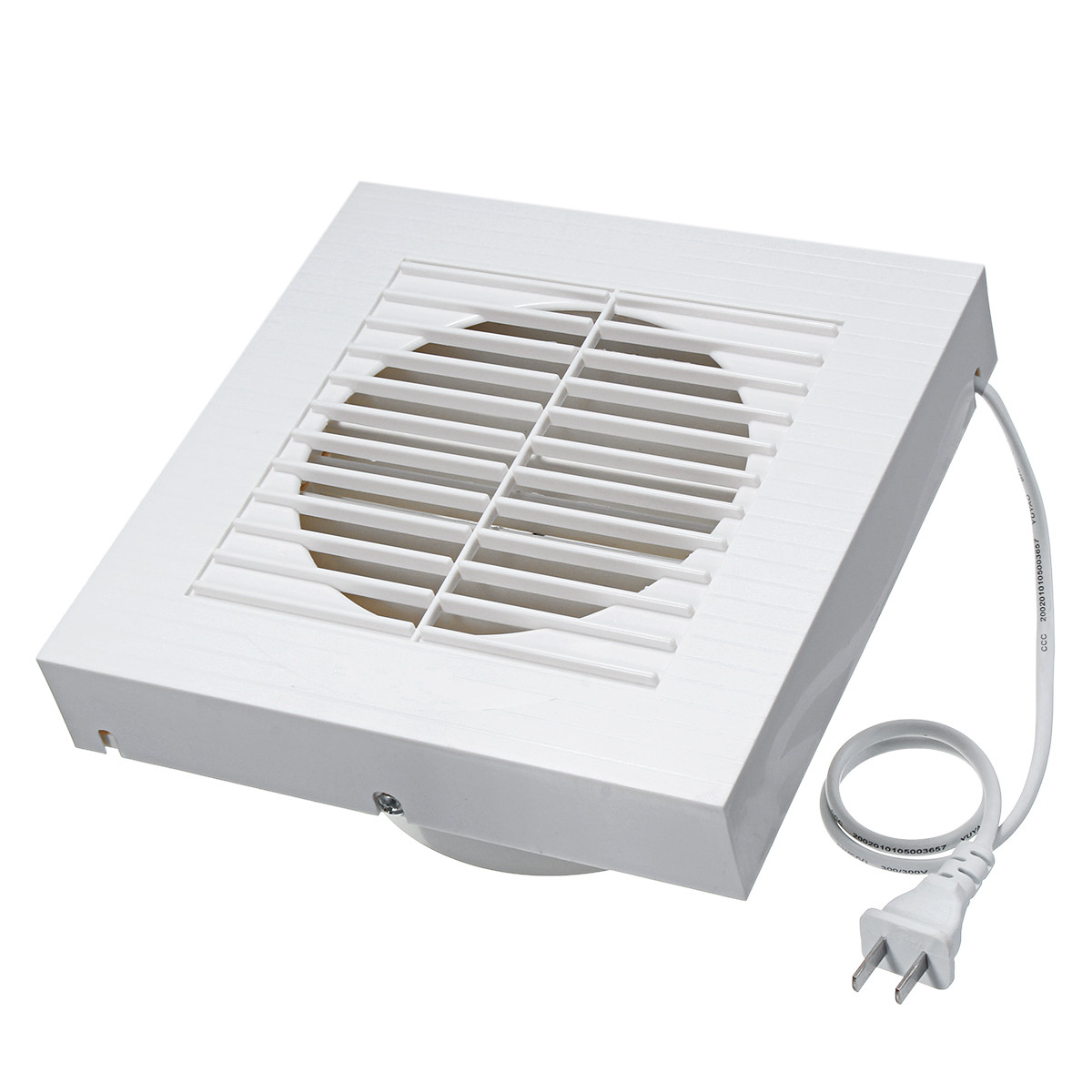 Bathroom Exhaust Fans : Inch v mini exhaust fan entilation blower for window