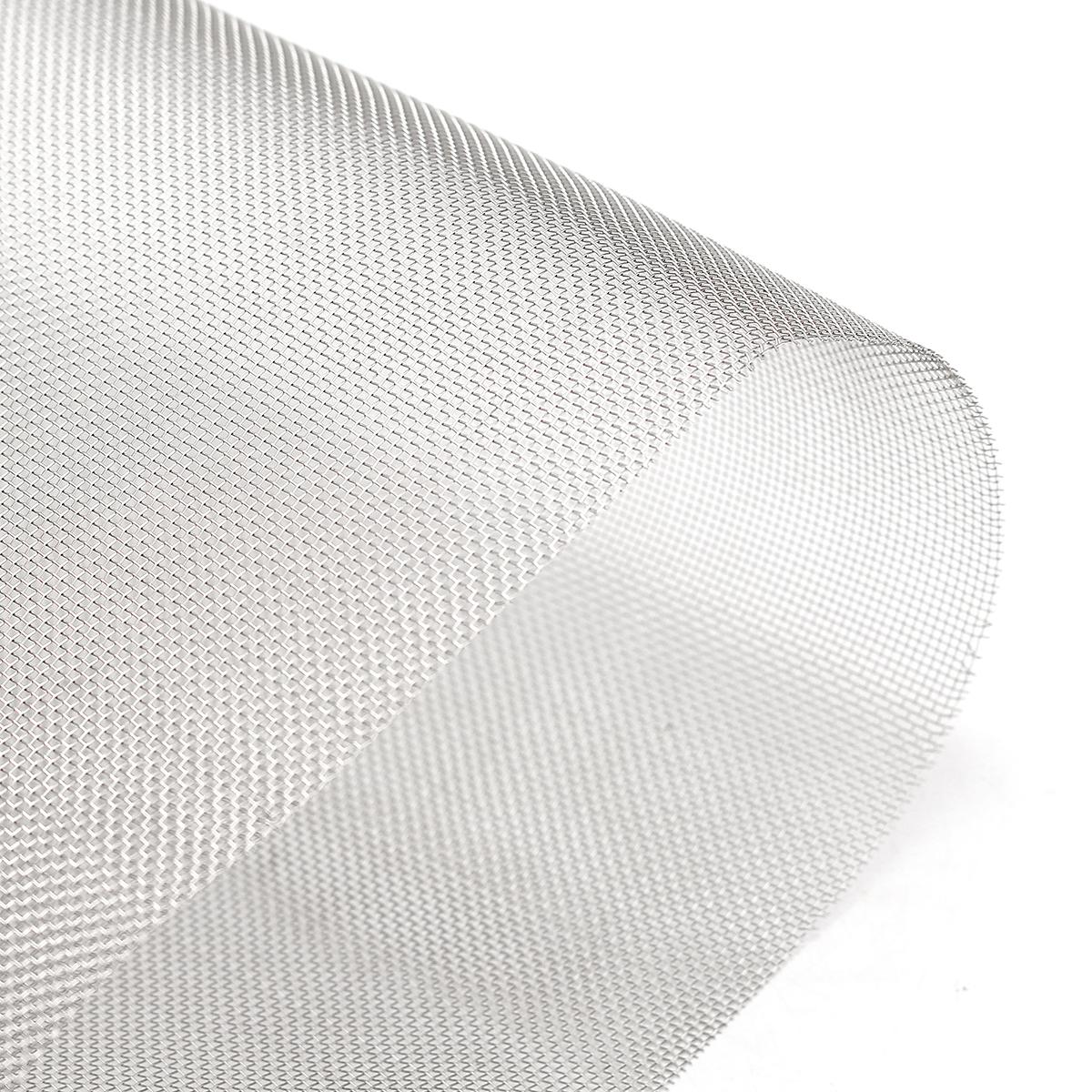 30x40cm alambre tejido 304 filtro de acero inoxidable - Filtro de malla ...
