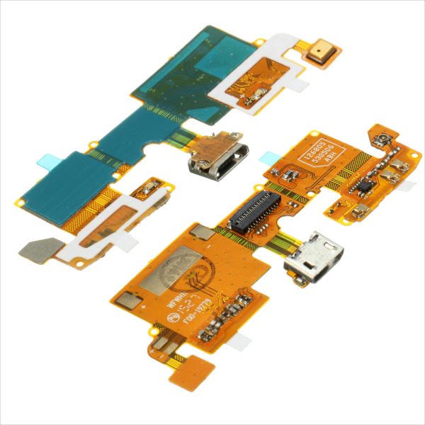 USB Charger Connector Flex Cable Ribbon Replacement Part For ZTE Blade V6