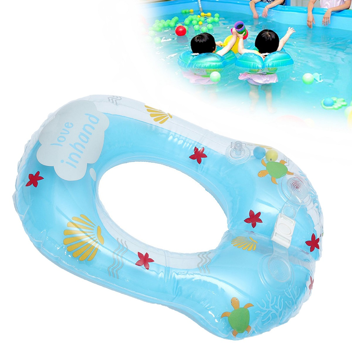 Inflatable Swimming Ring Rubber Tube Floating Children Beach Toy ...