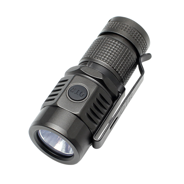 On The Road U16 XP L V6 1A 1020LM USB Rechargeable Mini EDC LED Flashlight