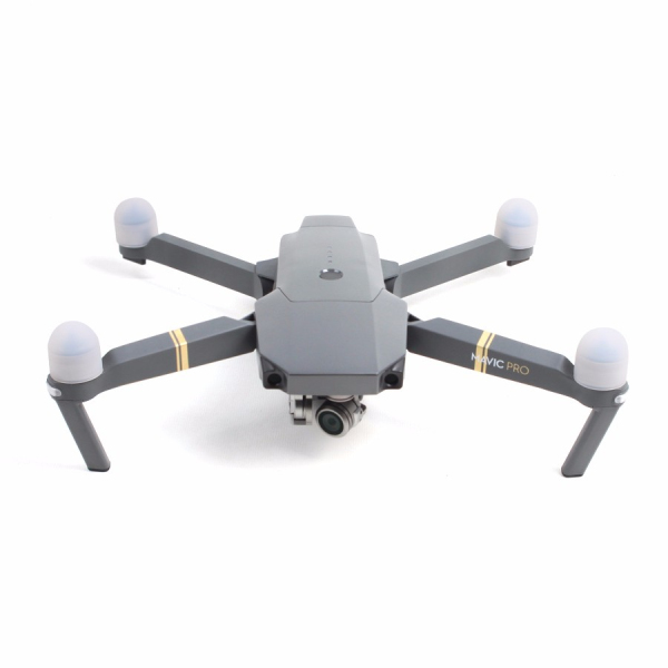 Soft Silicone Motor Protector Cover For DJI Mavic Pro Spare Parts - Photo: 4
