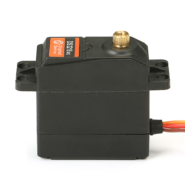 4X DS3218 Updated Servo 15KG Torque 180° Full Metal Gear Digital Servo