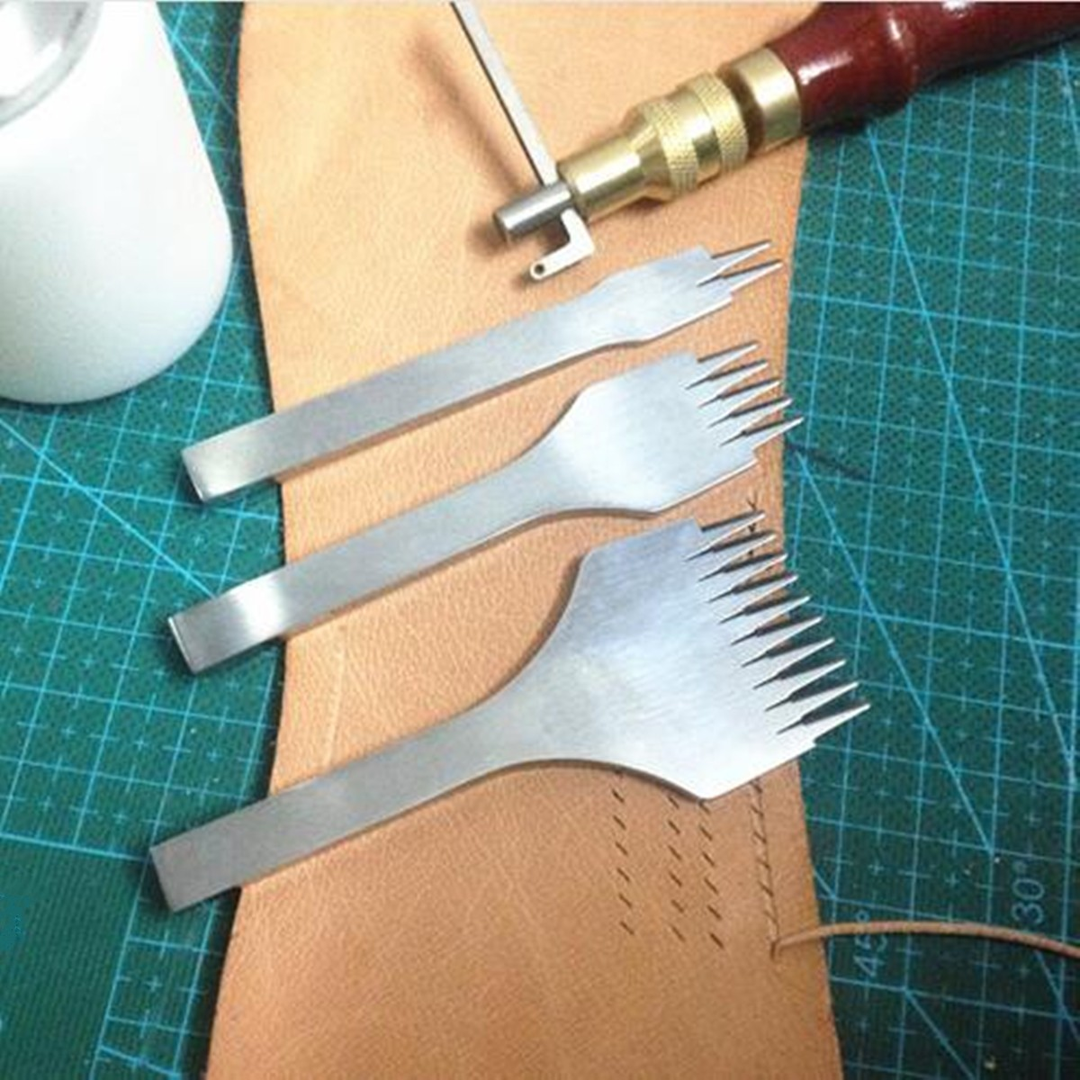 Can You Use Craft Hole Punches On Leather
