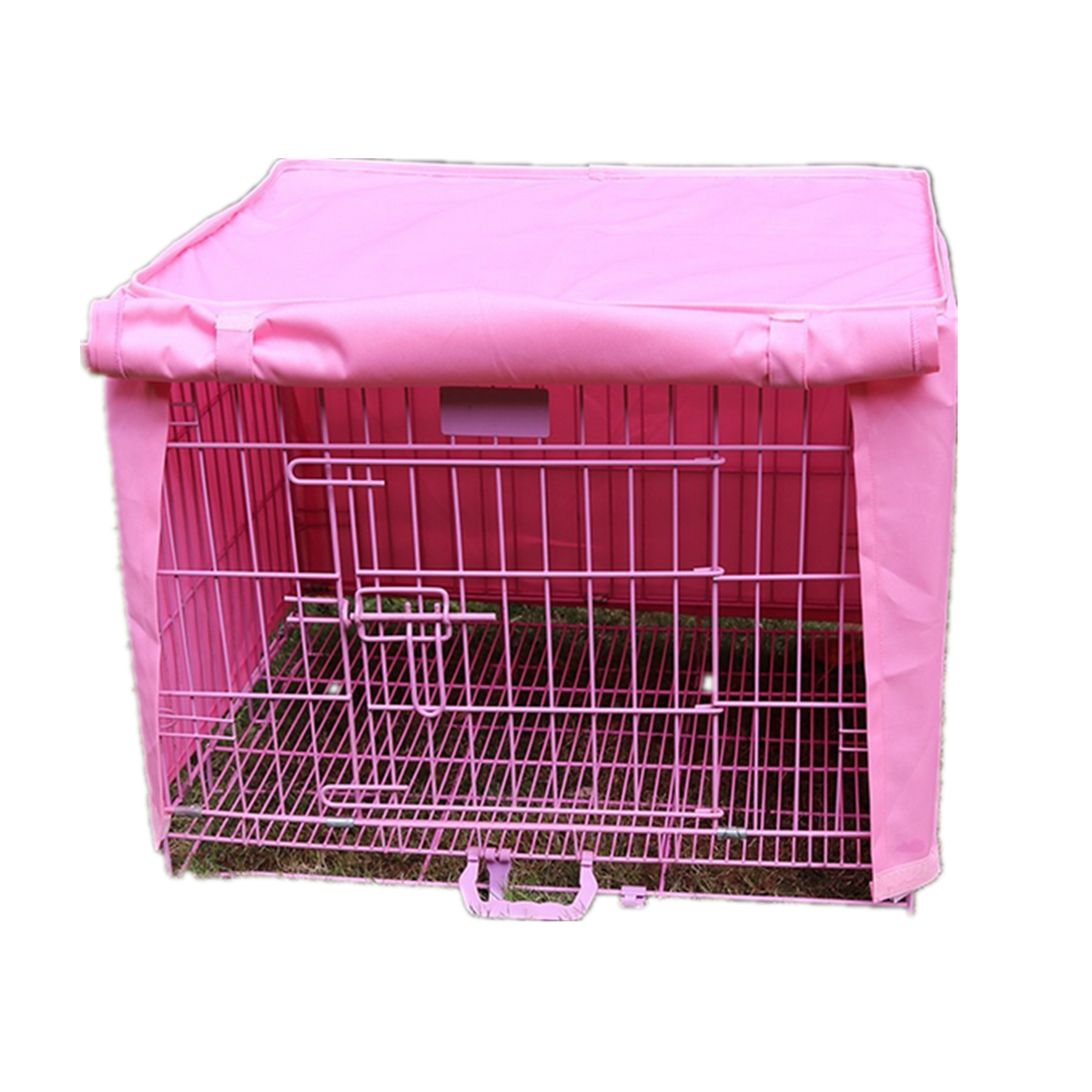 Pet Dog Cat Cage Cover Cloth Polyester Waterproof Breathable Supplies Pet  Antidus Cover Cloth