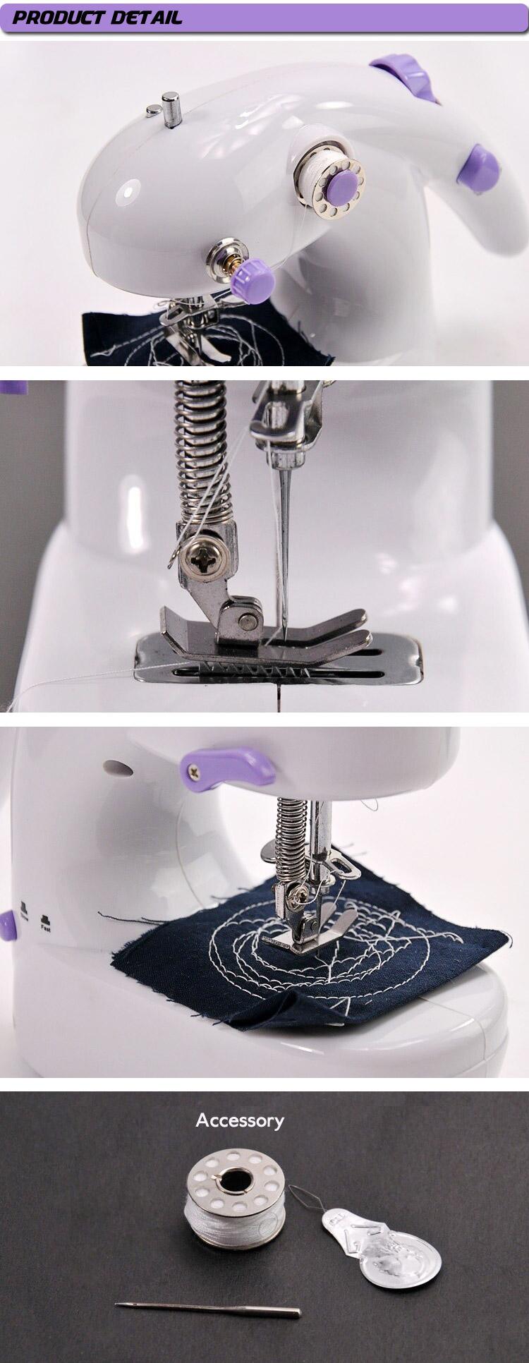 Multifunzione mini cucito operato macchina utensile for Mini macchina per cucire