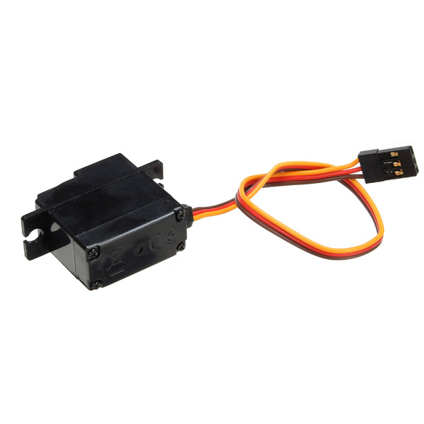 Power HD-1160A 3KG 16g Mini Servo Steering Engine Compatible with Futaba/JR RC Car Part - Photo: 2
