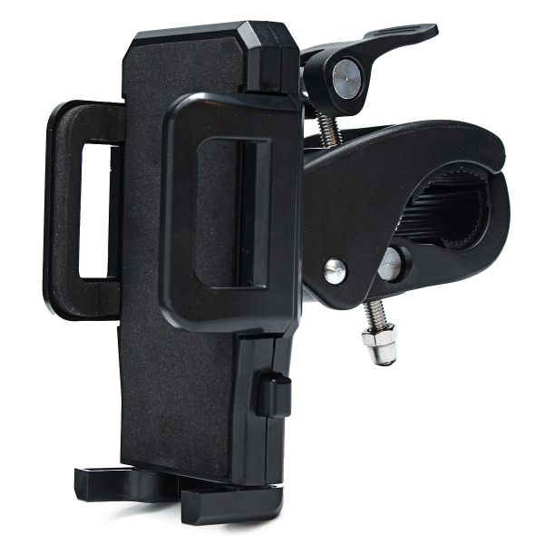 4.5-6.5 inch Phone GPS Holder Bracket Handlebar Mount Stand For Motorcycle MTB Bike Bicycle