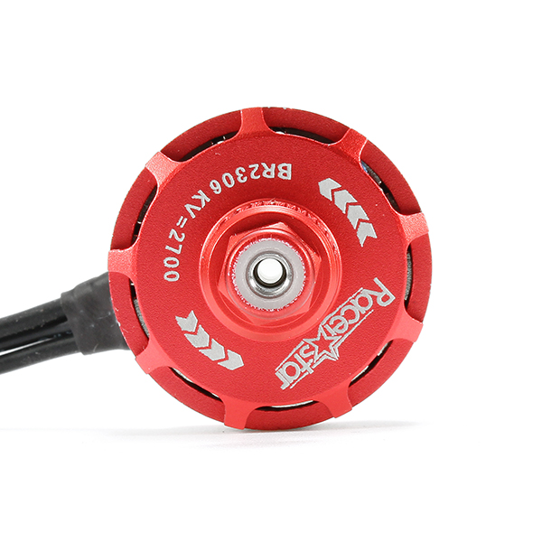 Racerstar Racing Edition 2306 BR2306S 2700KV 2-4S Brushless Motor For X210 X220 250 FPV Racing Frame - Photo: 5