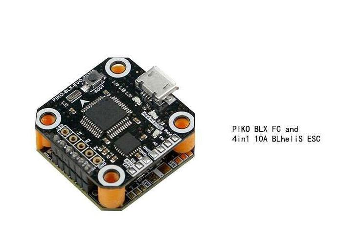 Kingkong FLY EGG 100 100mm Racing Drone w/ F3 10A 4in1 Blheli_S 25/100MW 16CH 800TVL PNP BNF - Photo: 7