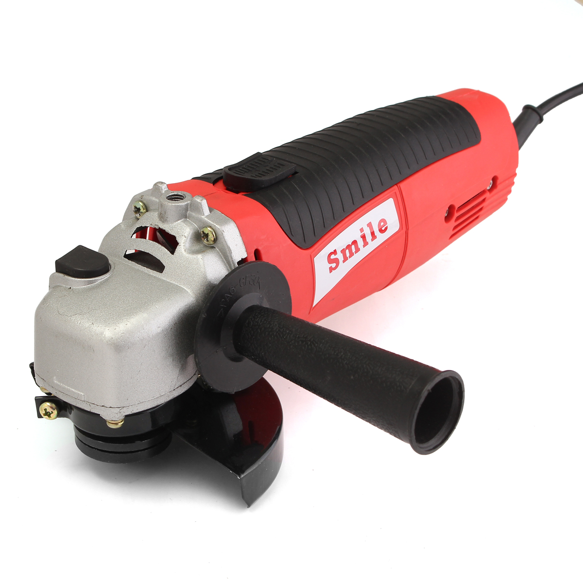230V 850W Electric Angle Grinder 115mm 4.5 Inch Heavy D
