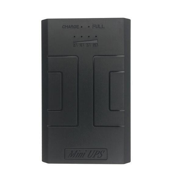 DC 12V 2A Mini UPS Power Supply On-line Type Battery Pa