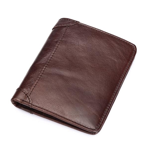 Sac à main en cuir véritable vintage avec portefeuilles - Newchic - Modalova