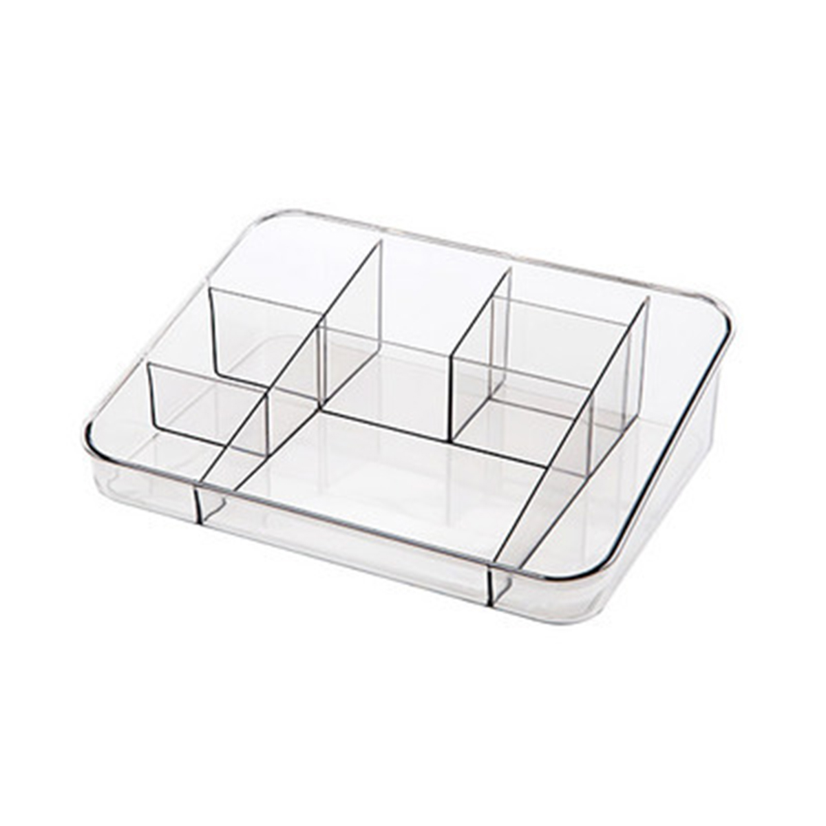 ABS Desktop Storage Box Cosmetic Finishing Storage Box