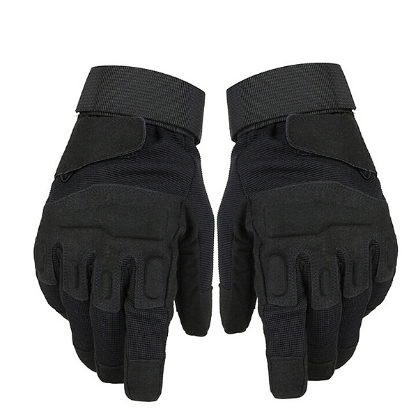 Men Outdoor Sports Gloves Blackeagle Camping Military Tactical Motorcycle Full Finger Gloves SKU346440