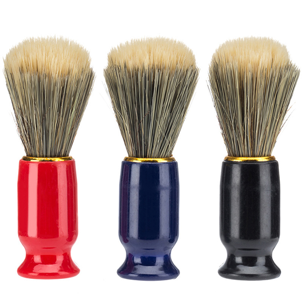 Men's Shaving Brush Barber Salon Men Facial Beard Cleaning Shave Tool Razor Brushes SKU849867