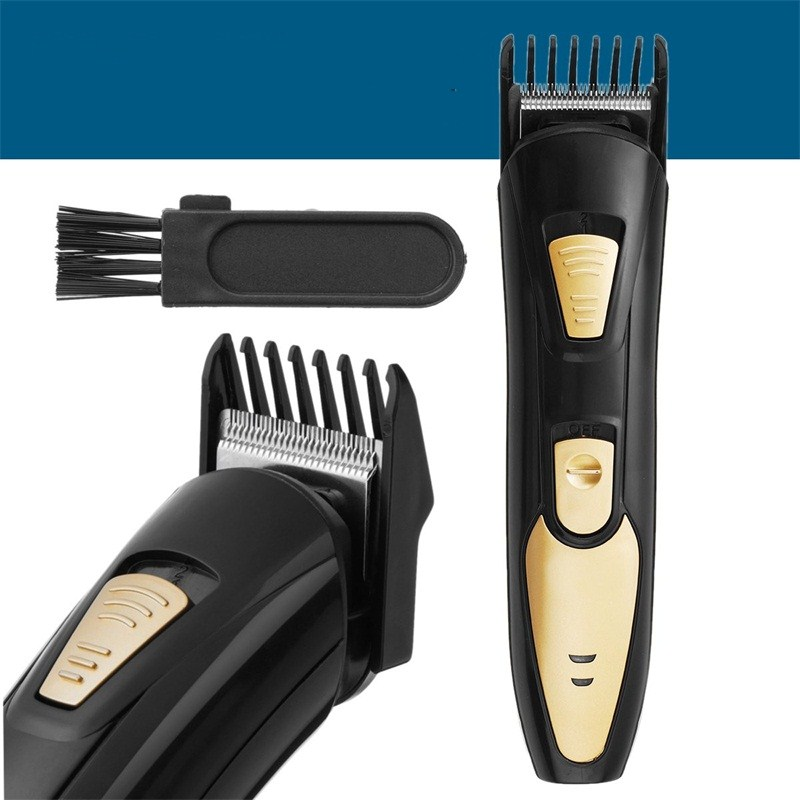 220-240V Electric Hair Trimmer Barber Professional Hair Clipper Rechargeable Electric Razor SKU895925