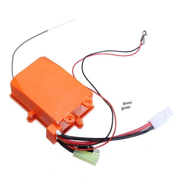 Feilun FT009 RC Boat Spare Parts Circuit Board Box FT009-9