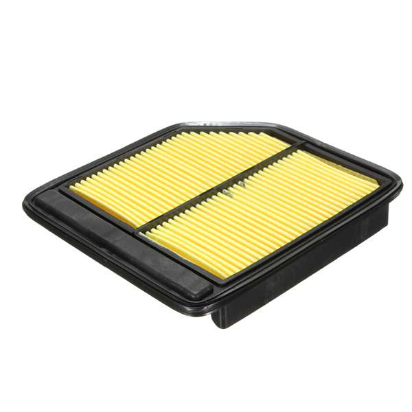 Auto Engine Air Filter For 2006-2011 Honda Civic Yellow Vehicle Cars