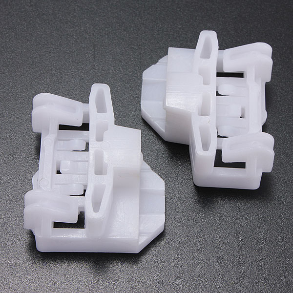 Buy Window Regulator Clips Front Right Passenger Side for Audi A4 96-01