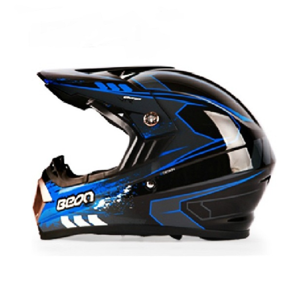 Buy ECE Motorcycle Safety Helmet Racing Motocross Helmets For BEON