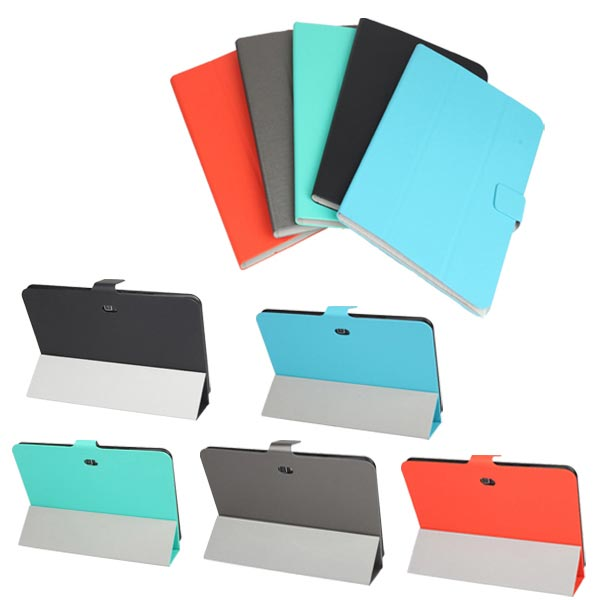 Buy Tri-fold Ultra Thin Folio PU Leather Folding Stand Case For PIPO M9