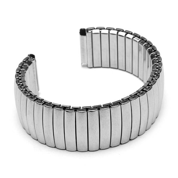 18 mm siliver f rben elastisches riemenbewachungsband des rostfreien stahls bei banggood sold out. Black Bedroom Furniture Sets. Home Design Ideas