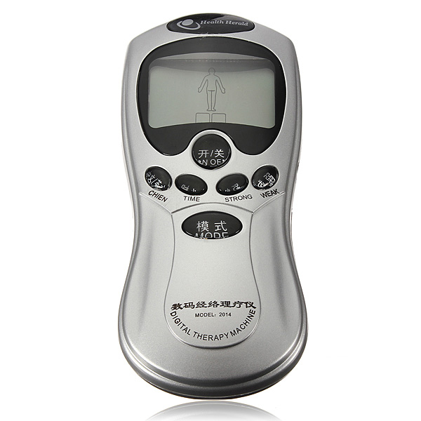 Multi-function Full Body Digital Electric Massager Therapy Machine
