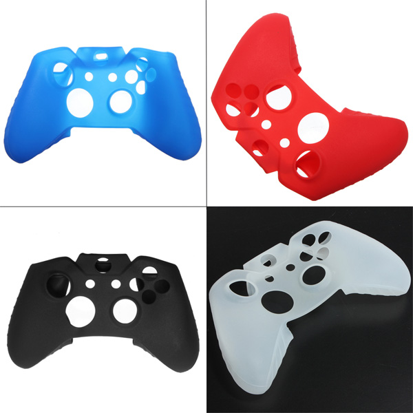Silicone Case Cover Skin Cap for For Xbox one Wireless