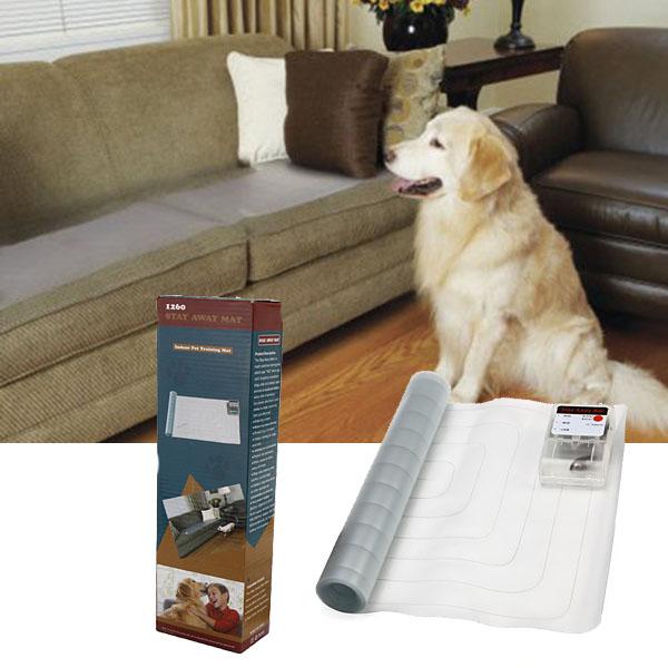Pet s estera del scat esteras de entrenamiento de mascotas electrónica pulgadas