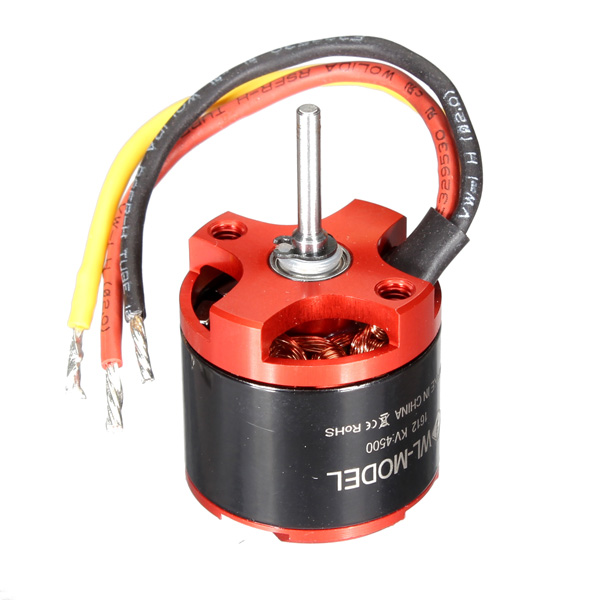 Buy WLtoys Brushless V912 RC Helicopter Parts KV4500 Main Motor