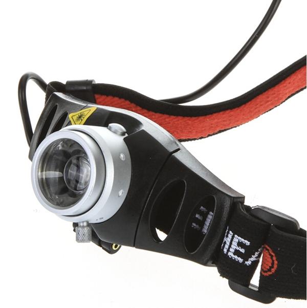 Bike Ultra Brilhante Q5 LED Zoomable Headlamp Farol