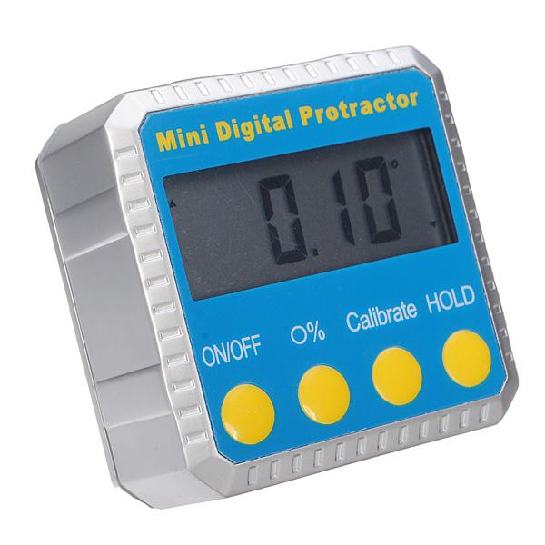 Jew Detector: 360 Degree Magnetic Digital Protractor InClinometer Angle