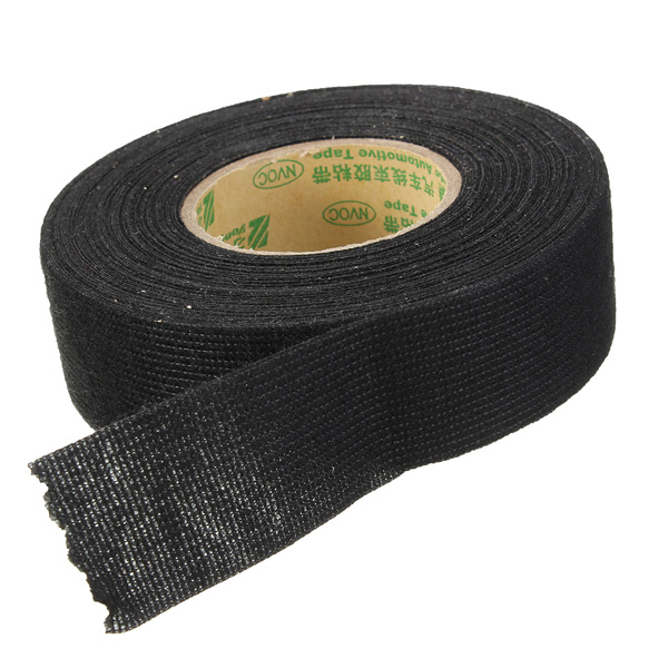 SKU174776 11 flannel cloth tape for automobile wire harness tape 25mm*10m sale cloth wiring harness at gsmx.co