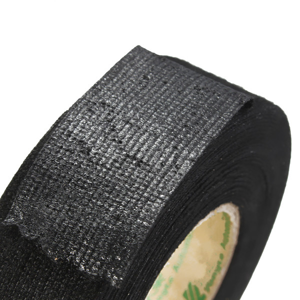 SKU174776 3 flannel cloth tape for automobile wire harness tape 25mm*10m sale cloth wiring harness tape at bayanpartner.co