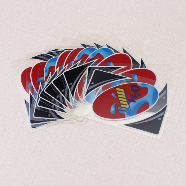 Buy Plastic Transparent Waterproof UNO Card Game Family Fun Poker