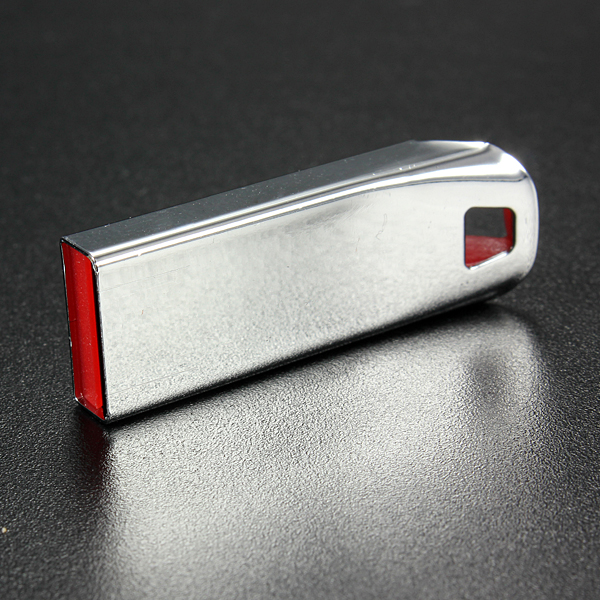 4GB Mini Portable Metal Thumb USB 2.0 Flash Drive Memory Pen U Disk