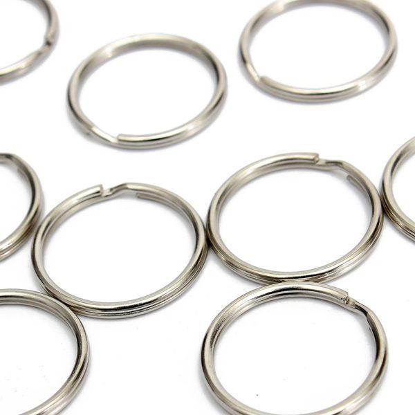 Metal Split Rings Accessories