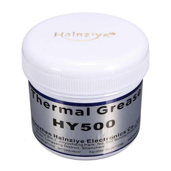 HY510 100g Grey Thermal Conductive Grease Paste For PC