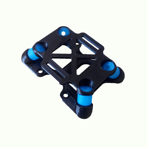 Image of Mobius smorzamento antivibrante shock mount set absorber
