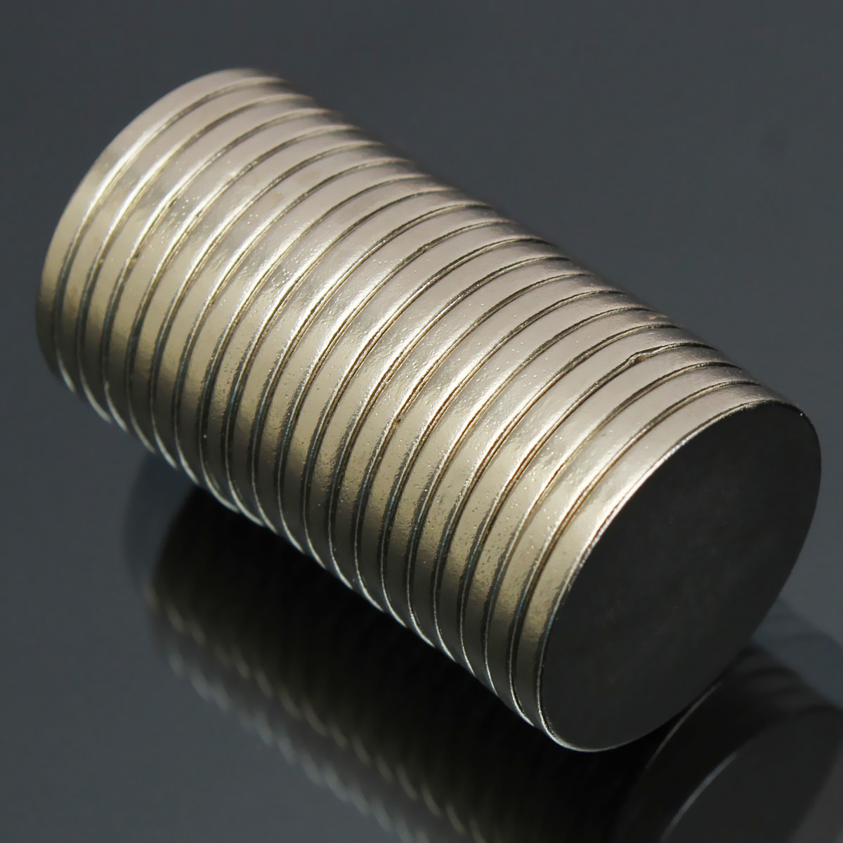 Buy 2N52 20mm x 2mm Strong Disc Magnets Rare Earth Neodymium