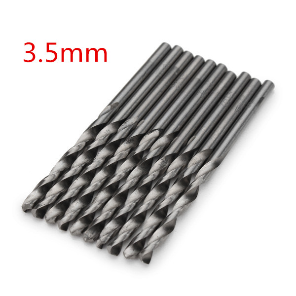 Buy 13.5mm Micro HSS Twist Drill Bits Straight Shank Auger For Electrical
