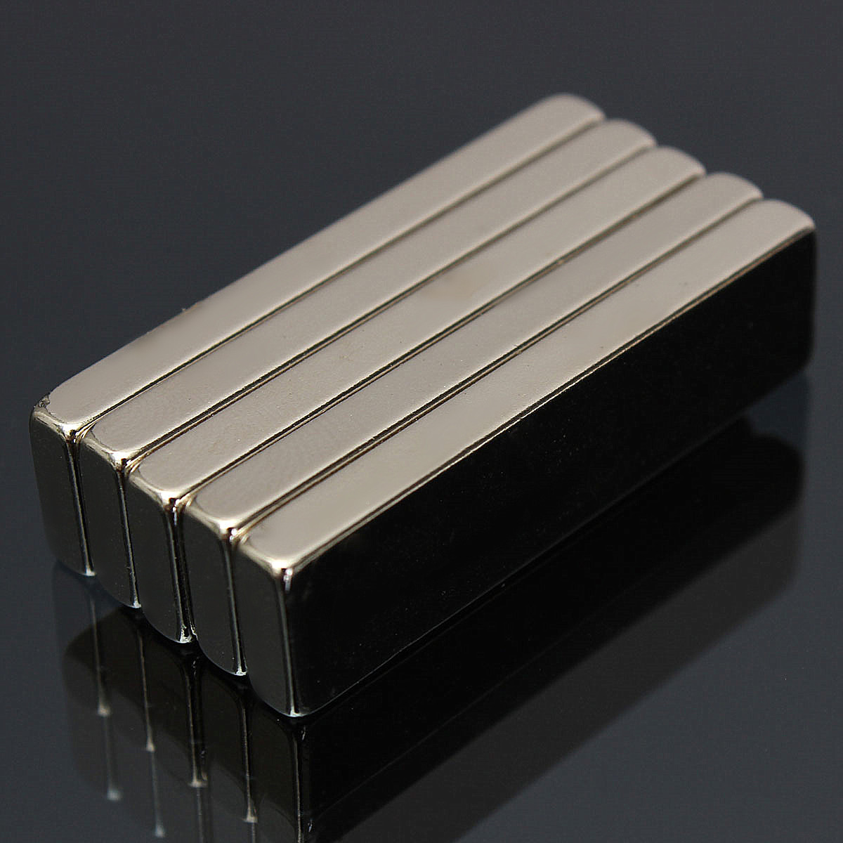 Buy N52 40x10x4mm Strong Block Magnets Rare Earth Neodymium