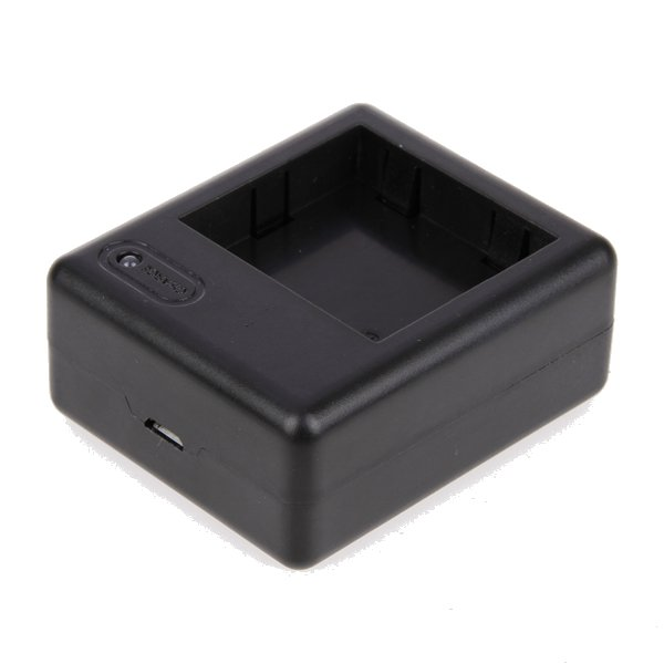 Buy USB Charger Dual Battery Fits for XiaoMi Yi Sports Action Camera