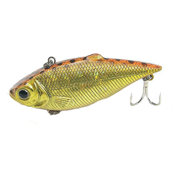 6CM 7G Lure Bait Vibration Hard Bait Lifelike Fishing Bait RHC-60-13