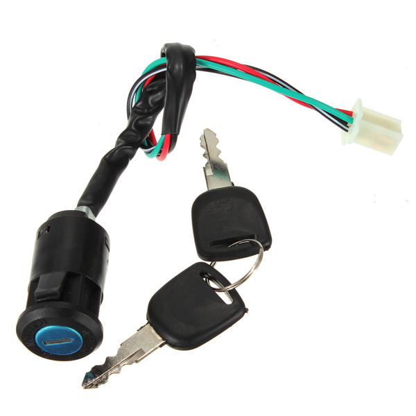 Ignition Switch Key for Motorcycle ATVs Dirt Bike 50cc 70cc 90cc 110cc 150cc